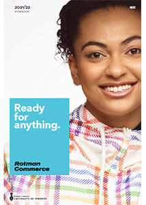 Cover image of Rotman Commerce Viewbook