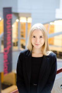 Hailey Vasyliw, BCom '14