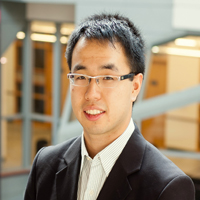 Rotman Commerce alumnus Jeffrey Ma